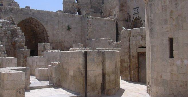 Aleppo - Citadel of Aleppo