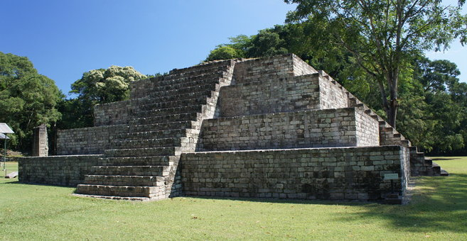 San Lucas - Copán