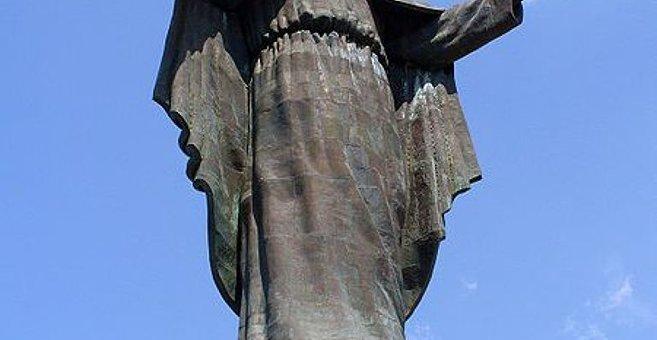 Dili - Cristo Rei of Dili