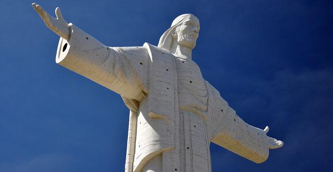 קוצ'במבה - Cristo de la Concordia