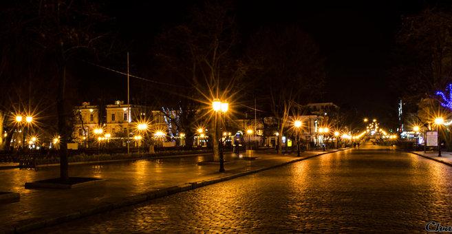 Odesa - Deribasivska Street