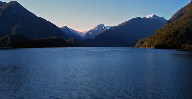 Manapouri - Doubtful Sound