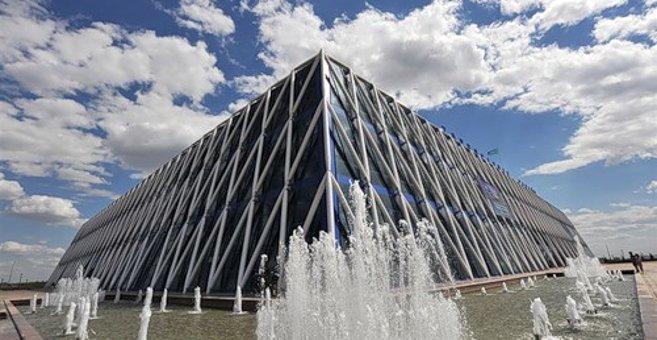 Astana - Дворец Независимости