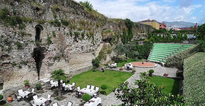 Elbassan - Elbasan Castle