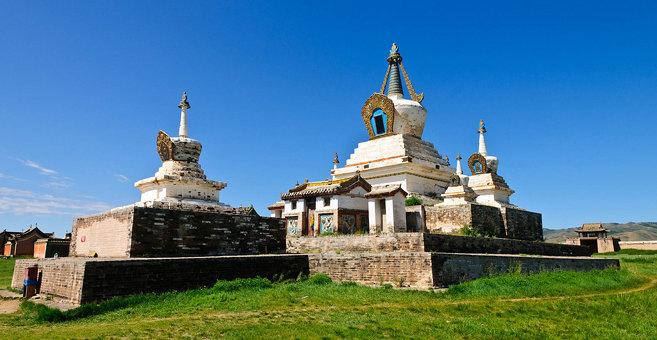 Kharkhorin - Erdene Zuu Monastery
