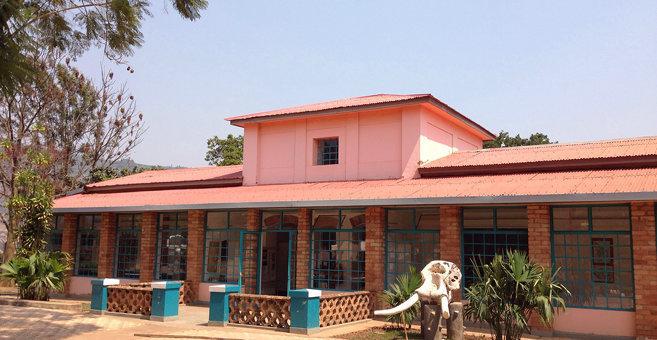 Kigali - Ethnographic Museum (Rwanda)