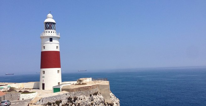 Gibraltár - Europa Point