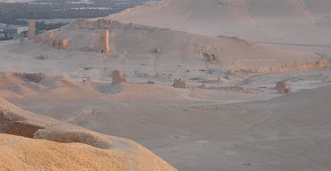 Kharā'ib Tadmur - Fakhr-al-Din al-Maani Castle