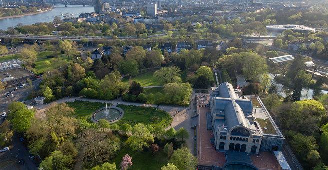 Cologne - Flora und Botanischer Garten Köln