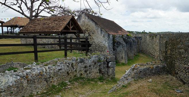 Pousset - Fort Fleur d'épée