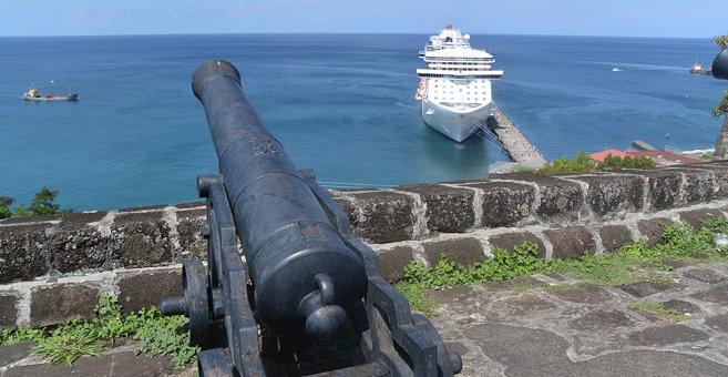 Σεντ Τζόρτζες - Fort George (Grenada)