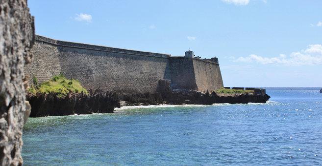 Mozambique - Fort São Sebastião