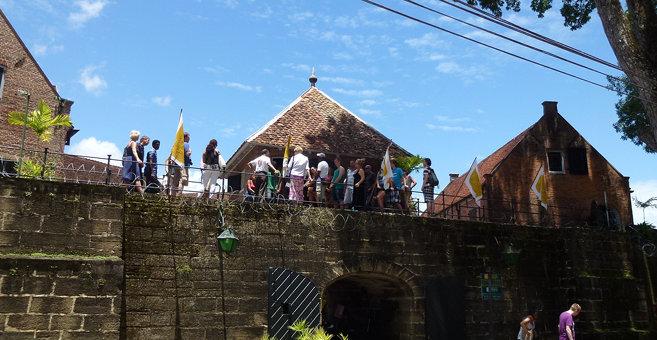 Meerzorg - Fort Zeelandia (Suriname)