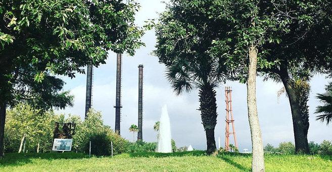 モンテレー - Fundidora Park