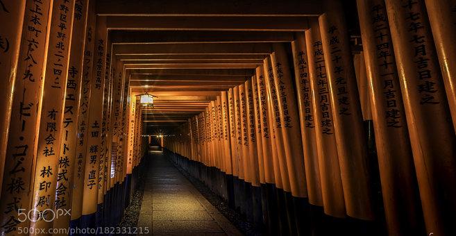 Kyoto - Fushimi Inari-taisha
