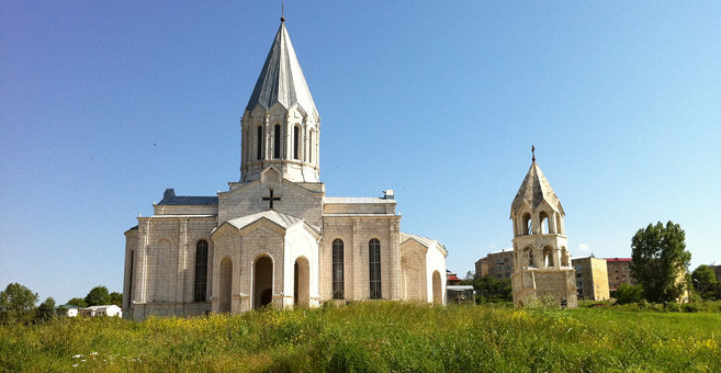Shusha - Ghazanchetsots Cathedral