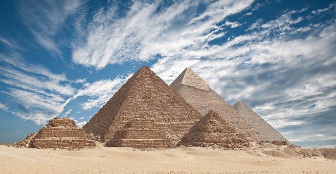 Dodeakker van Giza