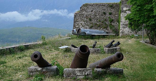 Gjirokastër - Gjirokastër Castle