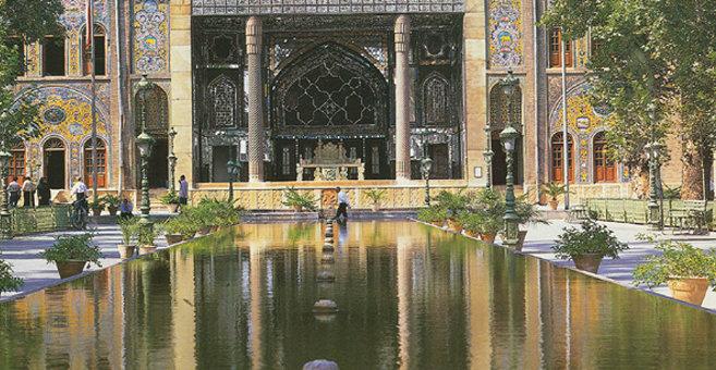 டெஹ்ரான் - Golestan Palace