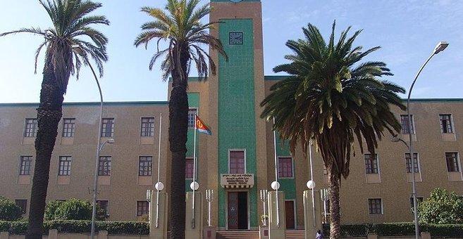 Asmara - Pałac Gubernatora (Asmara)