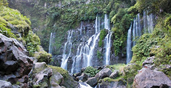 Jean Petit - Grand Galet Falls