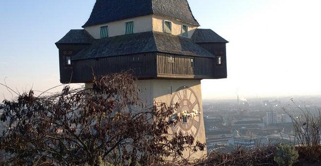 Graz - Grazer Schloßberg