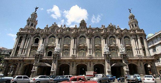 Havana - Great Theatre of Havana