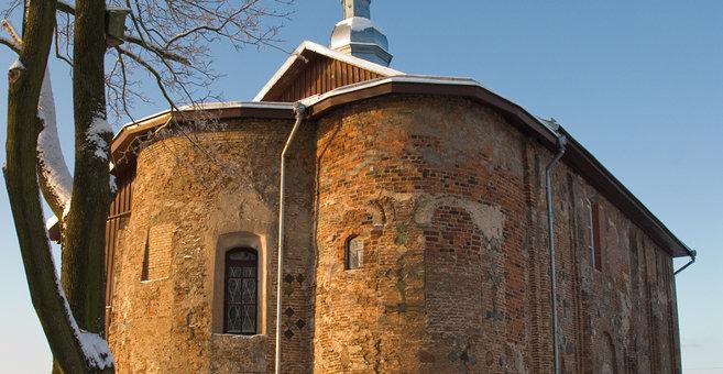 Hrodna - Гродзенская Барысаглебская царква