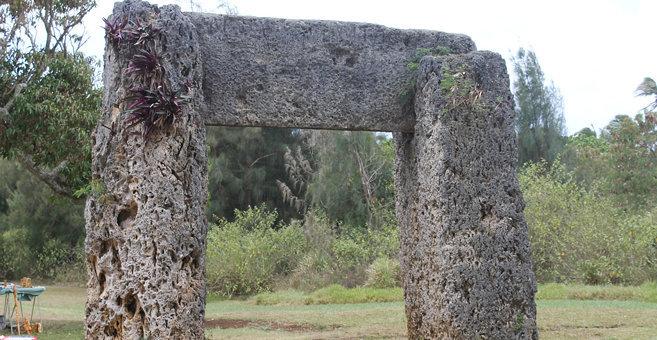 Niutoua - Ha'amonga 'a Maui