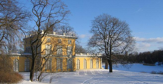 Albano - Haga Palace
