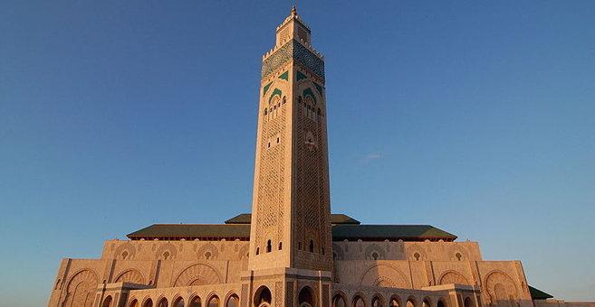 Kasablanka - Didžioji Hasano II mečetė