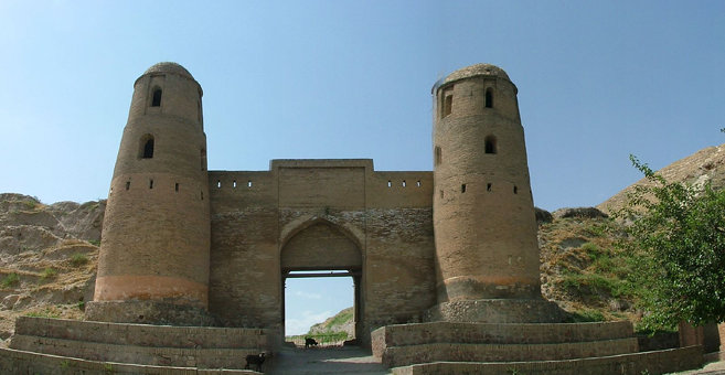 Khisor - Hissar Fortress
