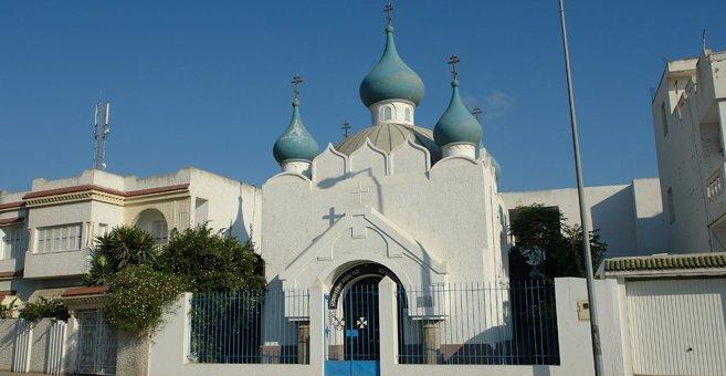 Bizerte - Храм Александра Невского (Бизерта)