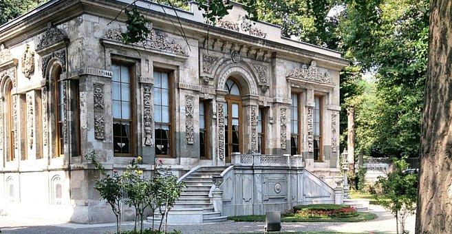 Arnaut Kioi - Ihlamur Palace