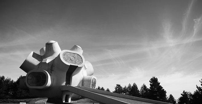 Krusevo - Споменик Илинден