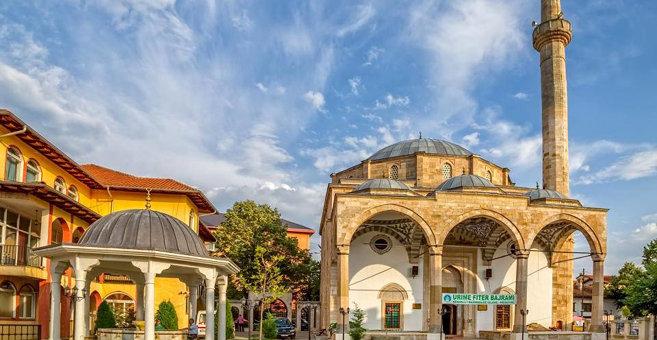 Prisztina - Imperial Mosque (Pristina)