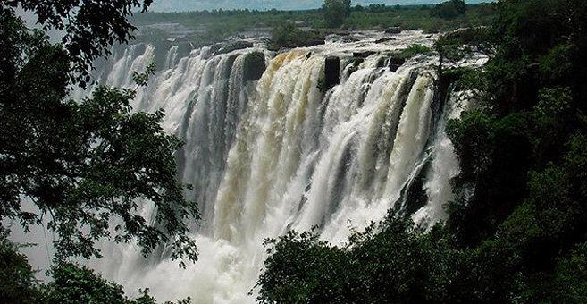 Bata-Kimenga - Inga Falls