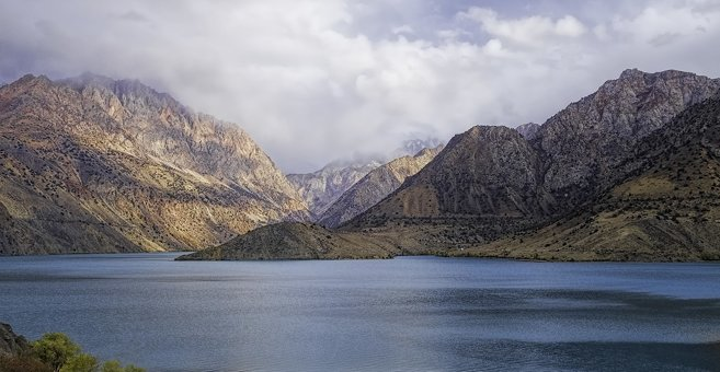 Kanchoch - Lac Iskanderkoul