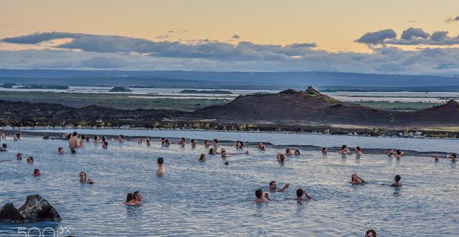 Reykjahlíð - Jarðböðin – Mývatn Nature Baths