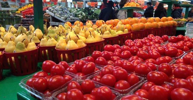 Montreali - Jean-Talon Market