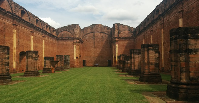 Jesús - Jesús and Trinidad Jesuit Ruins