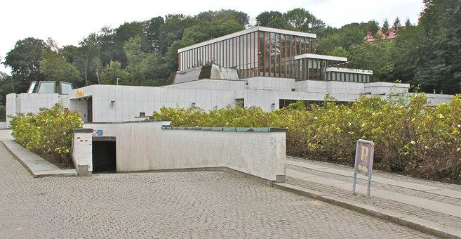 Aalborg - KUNSTEN Museum of Modern Art Aalborg