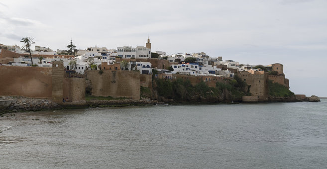 Мароко - Kasbah of the Udayas