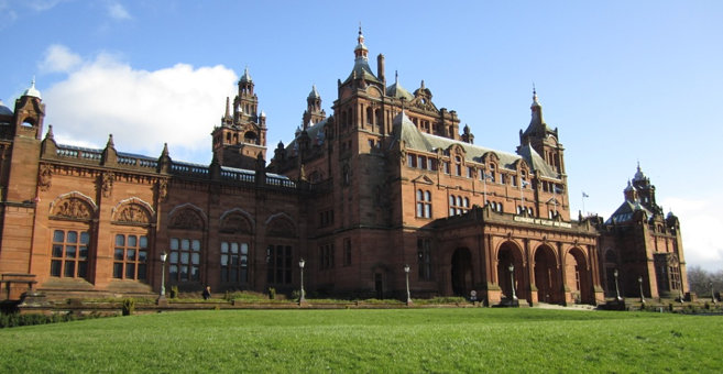 Glasgow - Kelvingrove Art Gallery and Museum