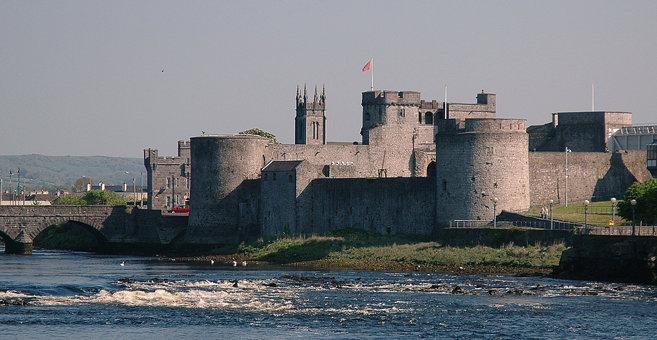 Limerick - Château du Roi Jean