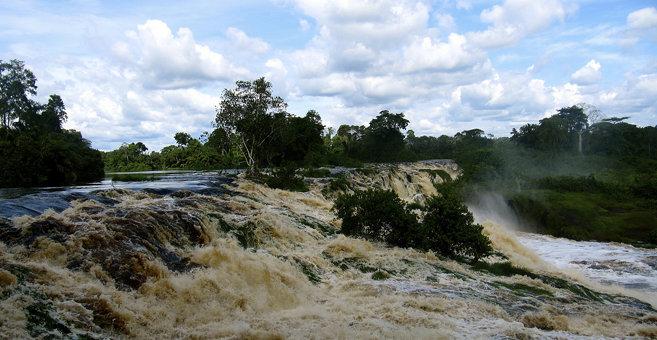 Bissobilan - Kongou Falls