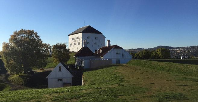 Trondheim - Kristiansten Fortress