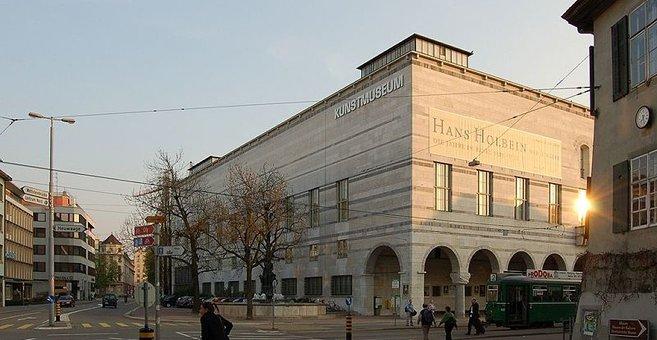 بازل - Kunstmuseum Basel