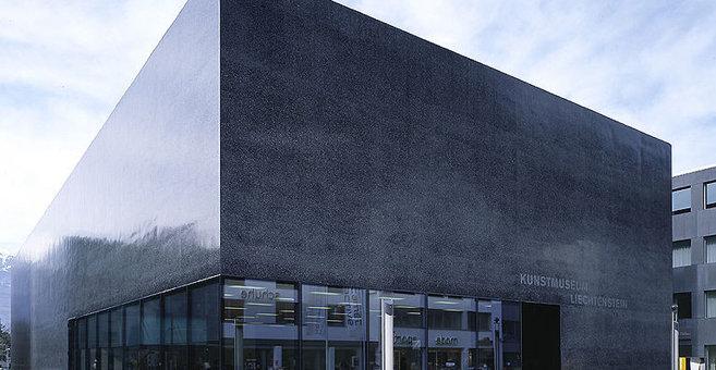 Vaduz - Kunstmuseum Liechtenstein