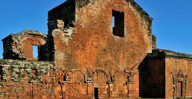 Puerto Carmona - Миссия иезуитов Ла-Сантисима-Тринидад-де-Парана